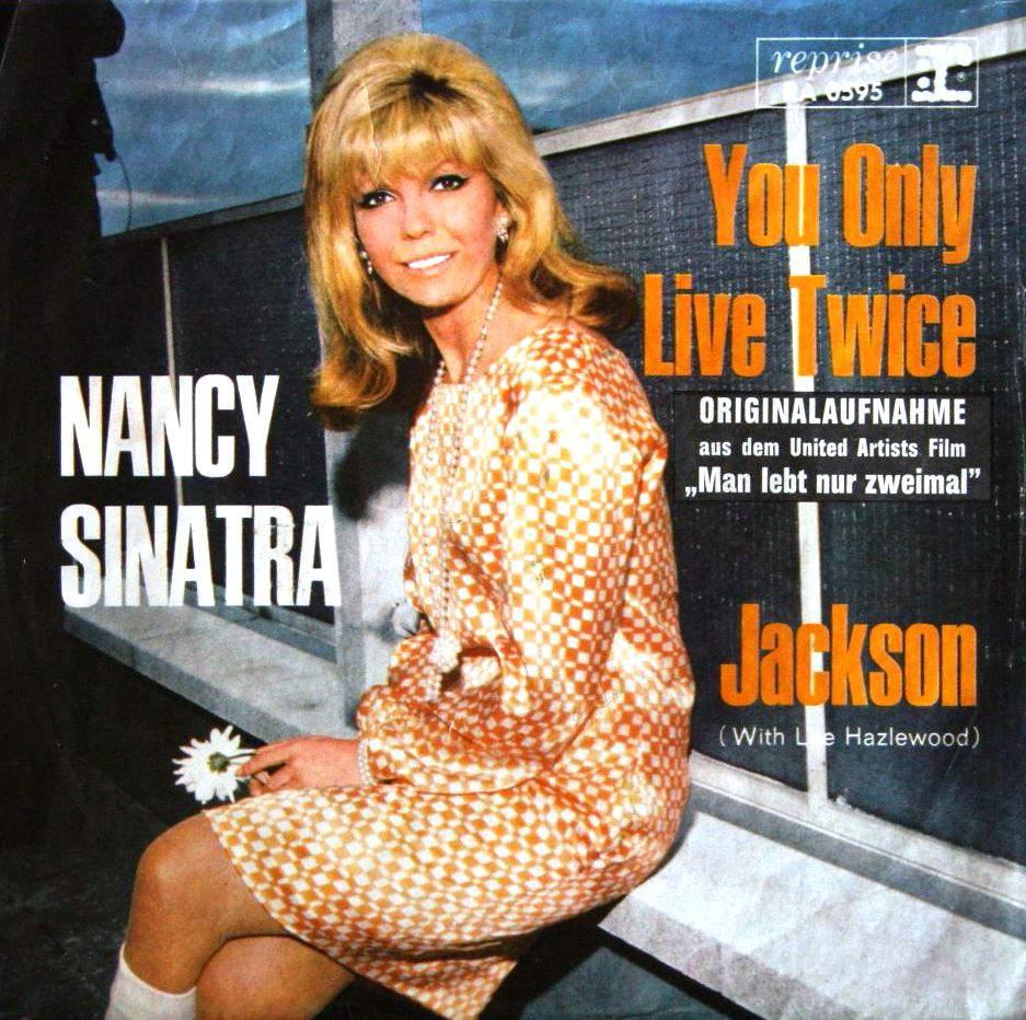 Nancy Sinatra You Only Live Twice