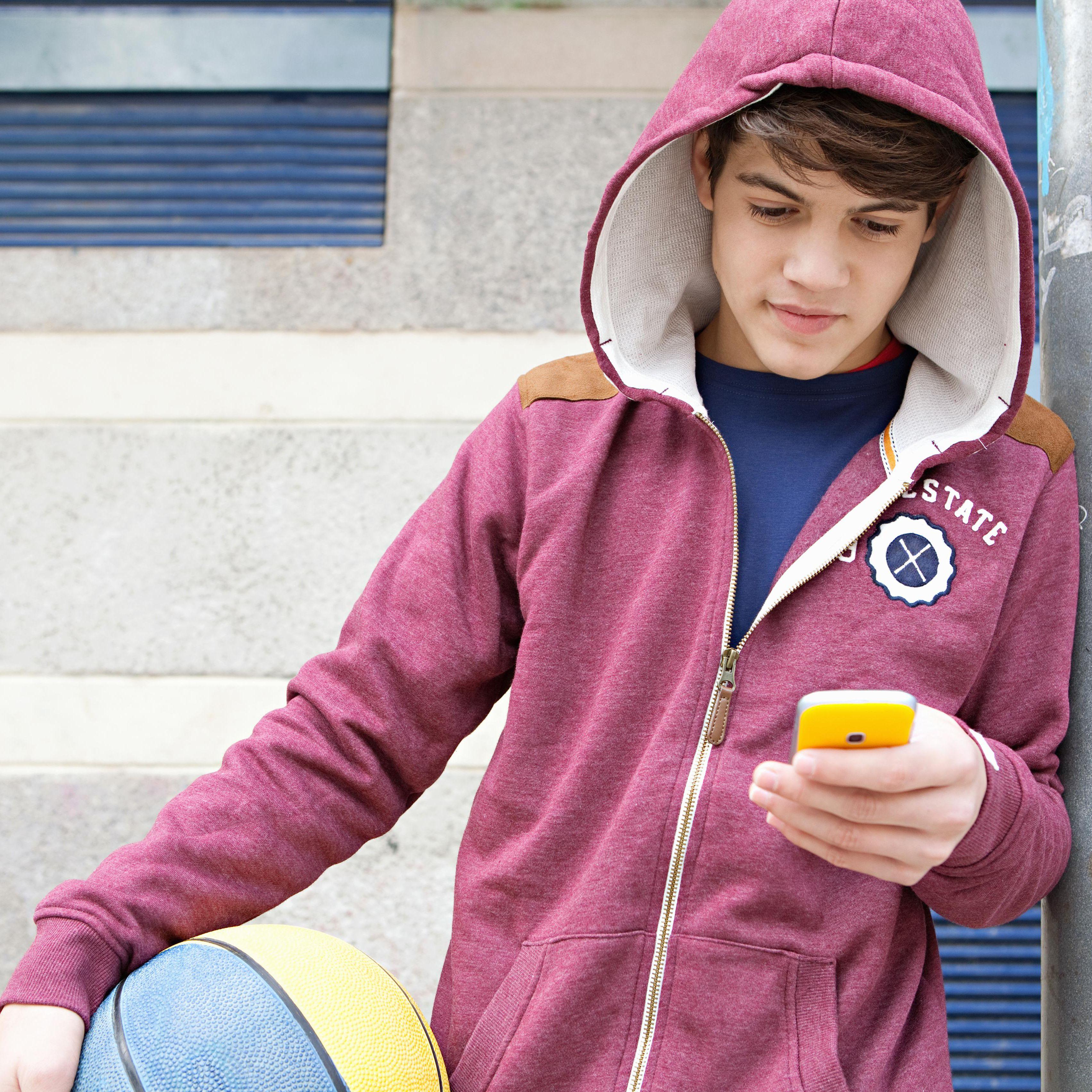 Cute teen gay Garrett Clayton