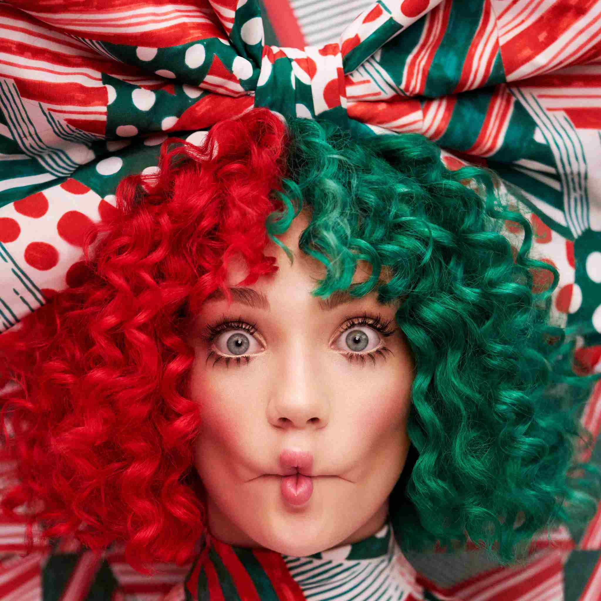 Sia Santa's Coming for Us