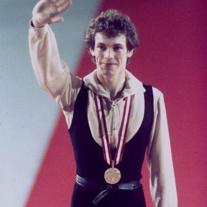 John Curry - 1976 Olympic Figure Skating Champion