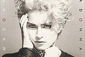 Madonna album cover art