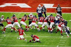 Super Bowl LI - New England Patriots vs Atlanta Falcons