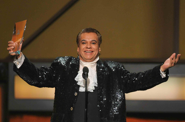 Juan Gabriel The 10th Annual Latin GRAMMY Awards