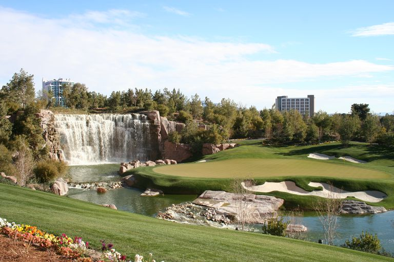 Wynn Las Vegas golf course Shadow Creek