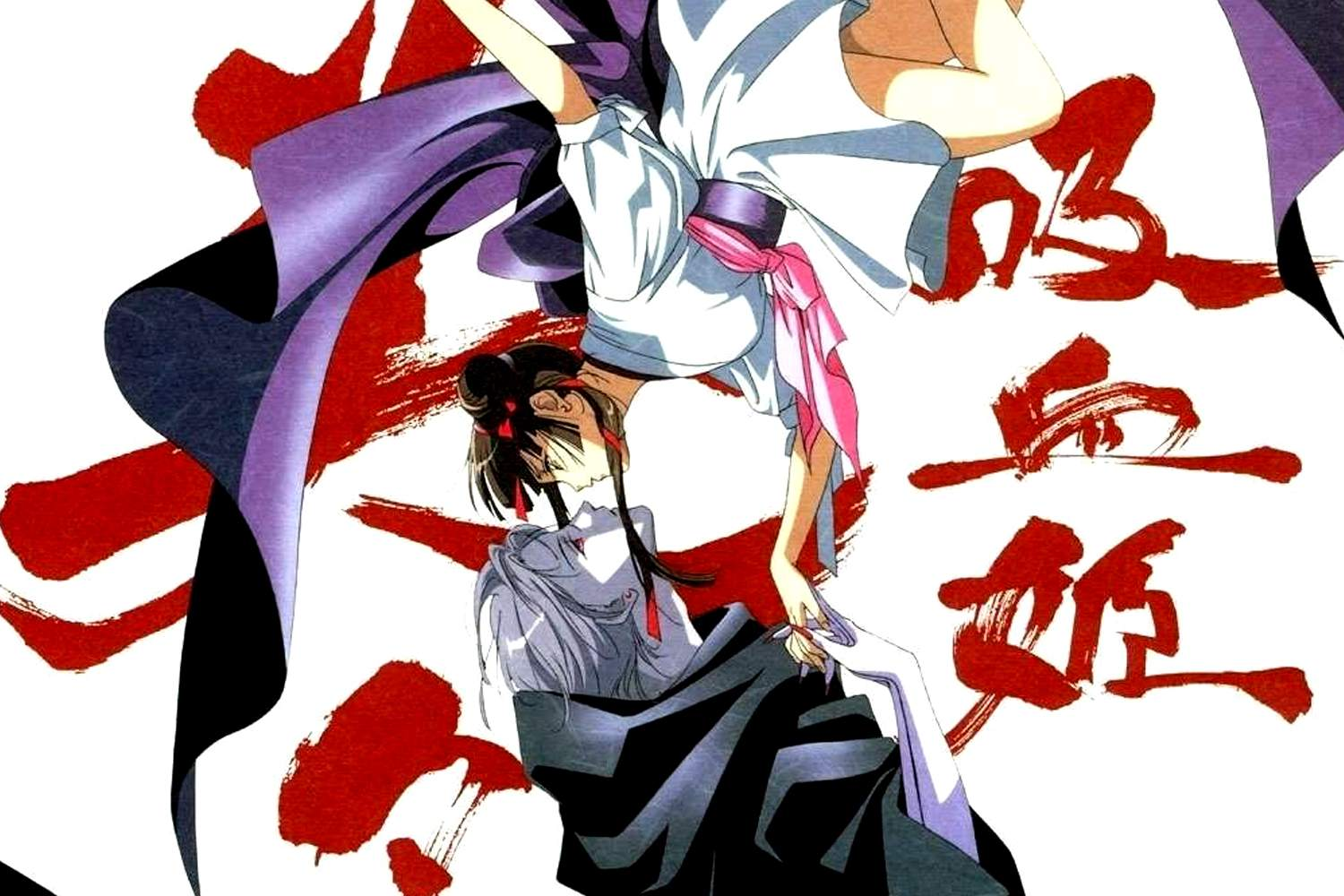 The 8 Best Classic Vampire Anime Series and Films
