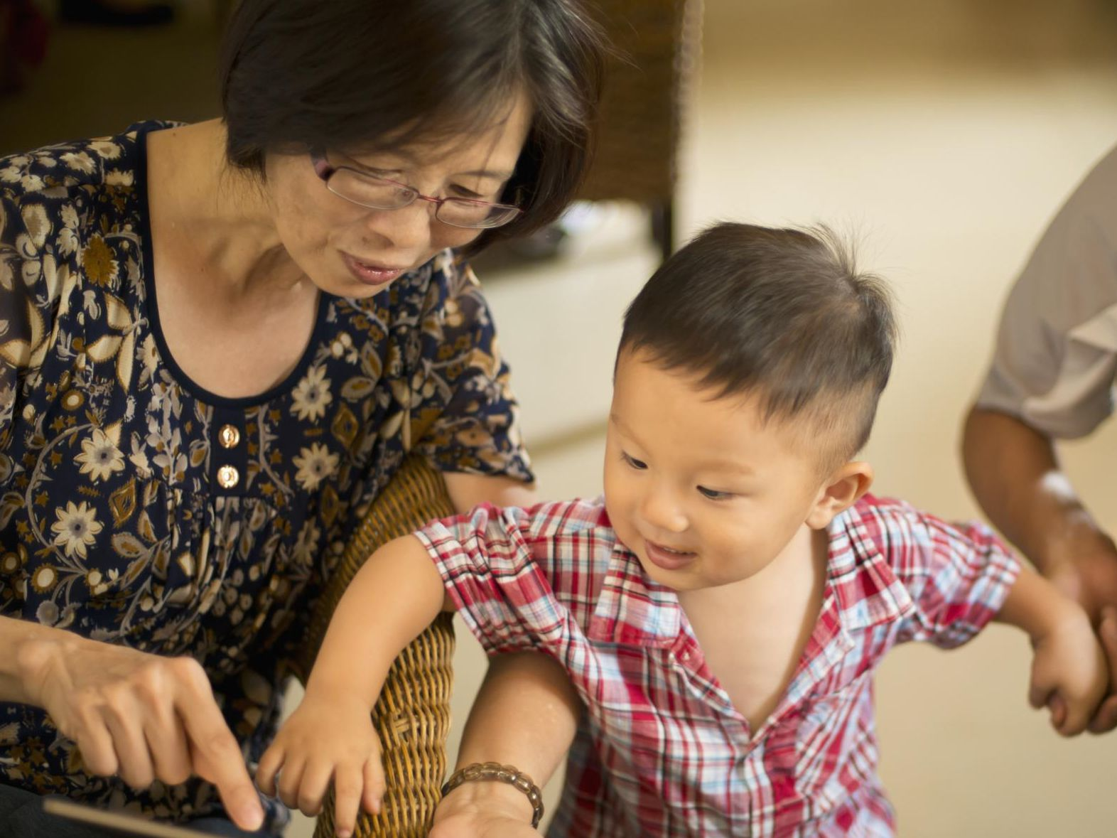 Names And Roles For Chinese Grandmothers