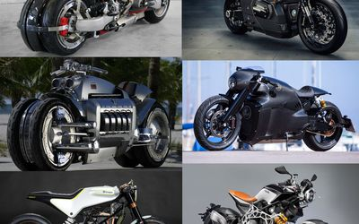 10 Retro Motorcycles You Can Buy Today