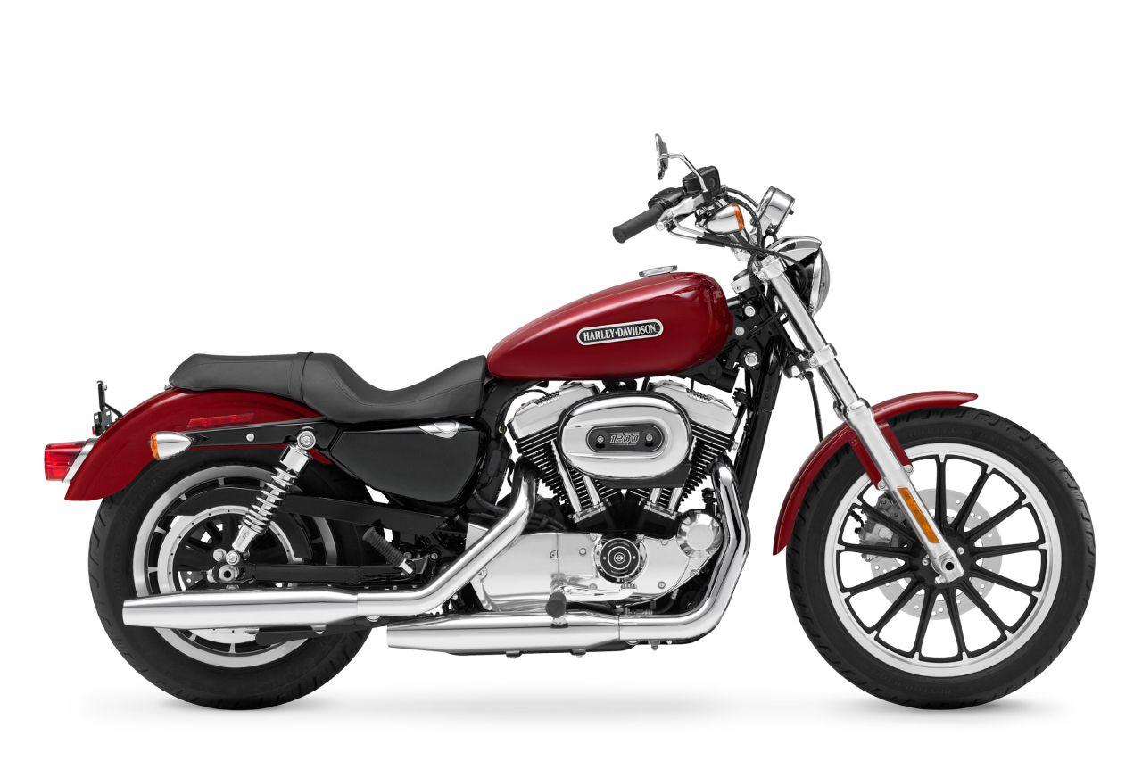 2010 Harley-Davidson Sportster 1200 Low