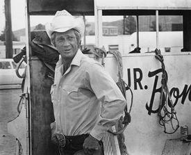 Steve McQueen in 'Junior Bonner'