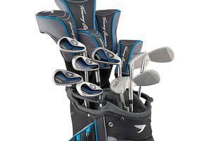 Tommy Armour golf brand and EVO golf clubs