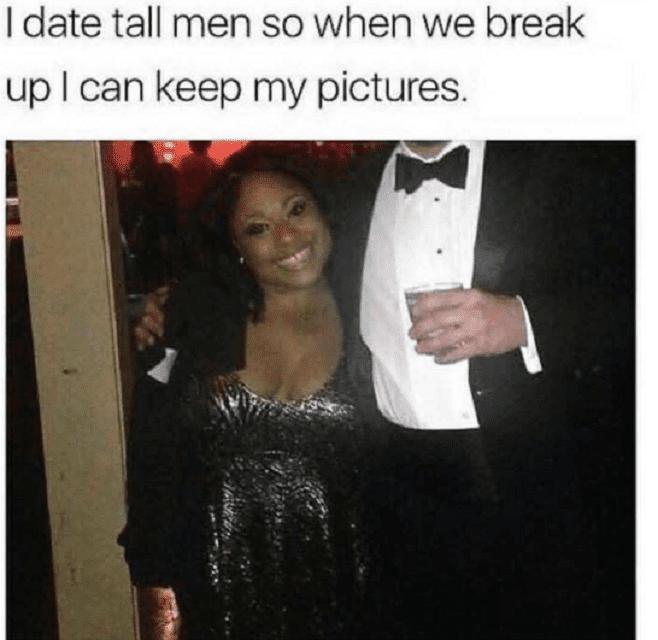 Memes tall boyfriend Meme Generator