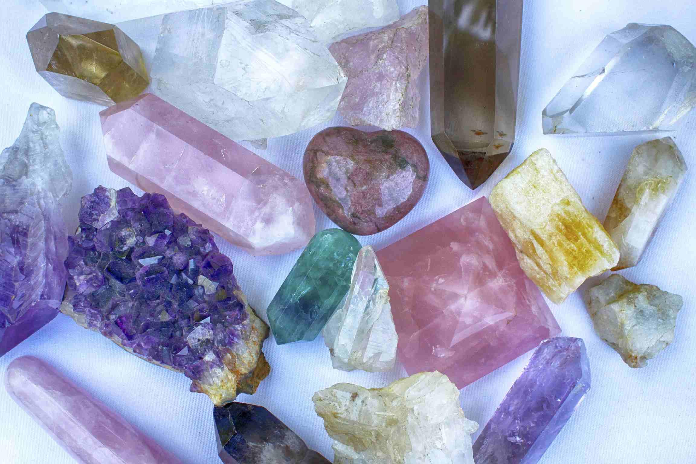 Varieties of Quartz