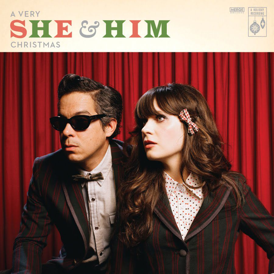 She and Him 'A Very She and Him Christmas'