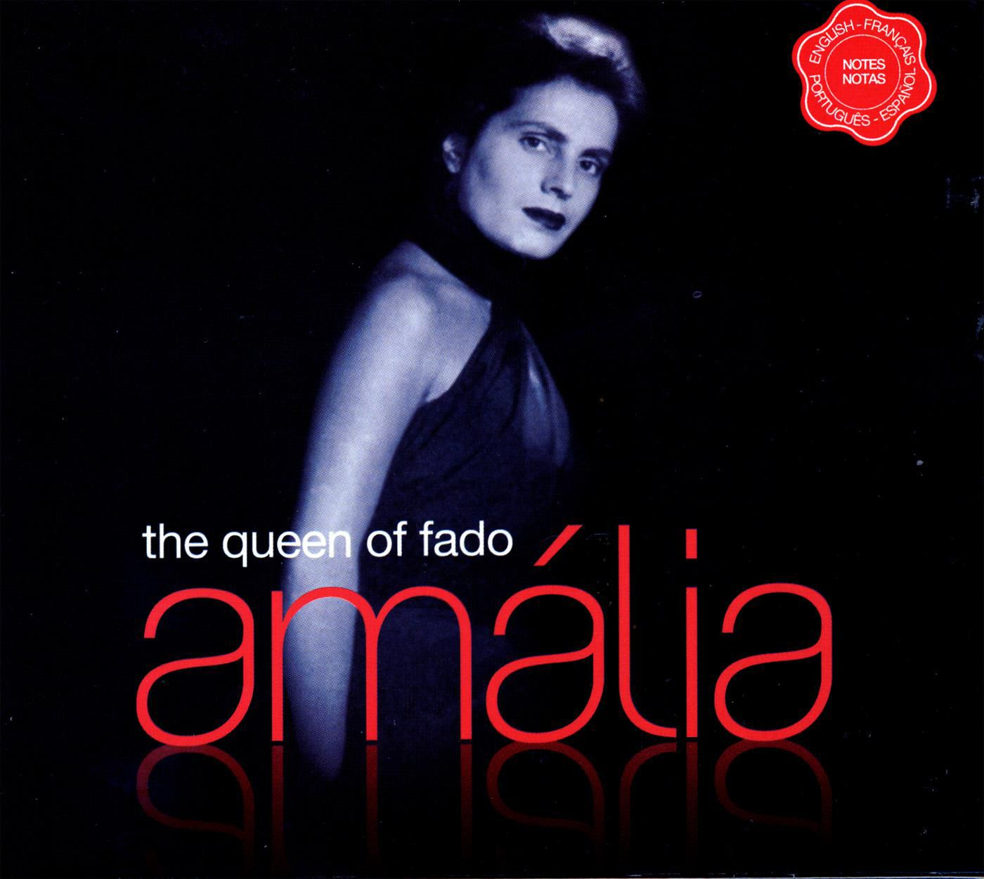 Amalia Rodrigues - 'The Queen of Fado'