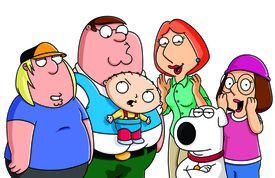 'Family Guy' main characters