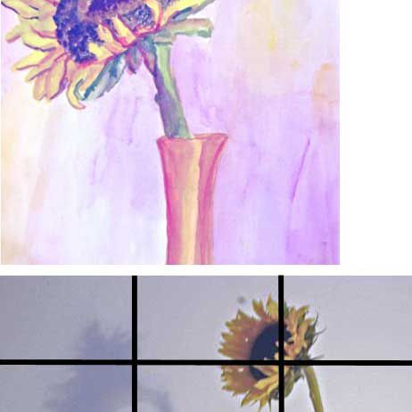 Painting composition