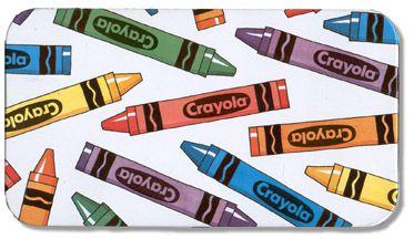 Crayola Pencil Tin