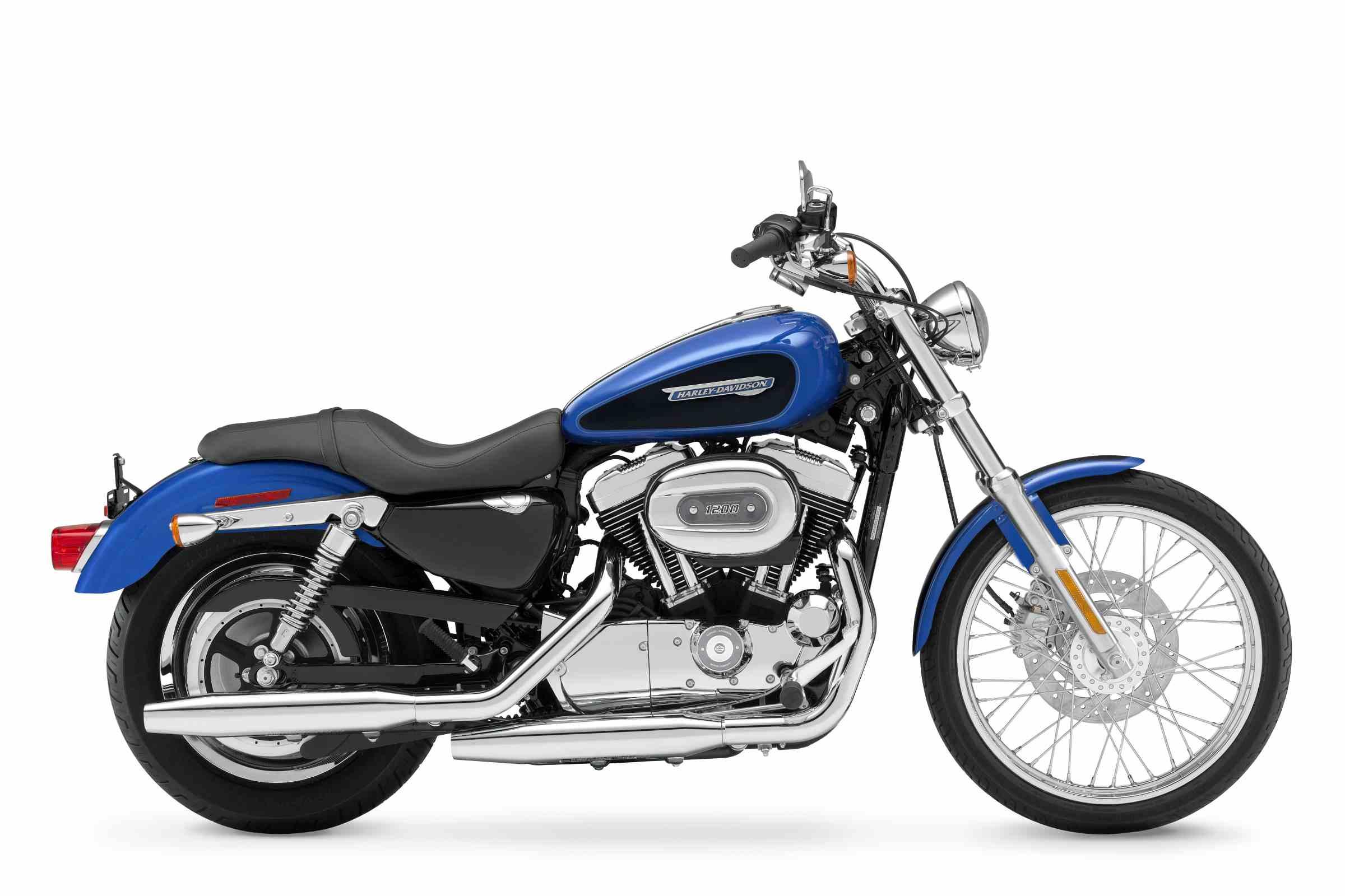 XL1200C Sportster 1200 Custom