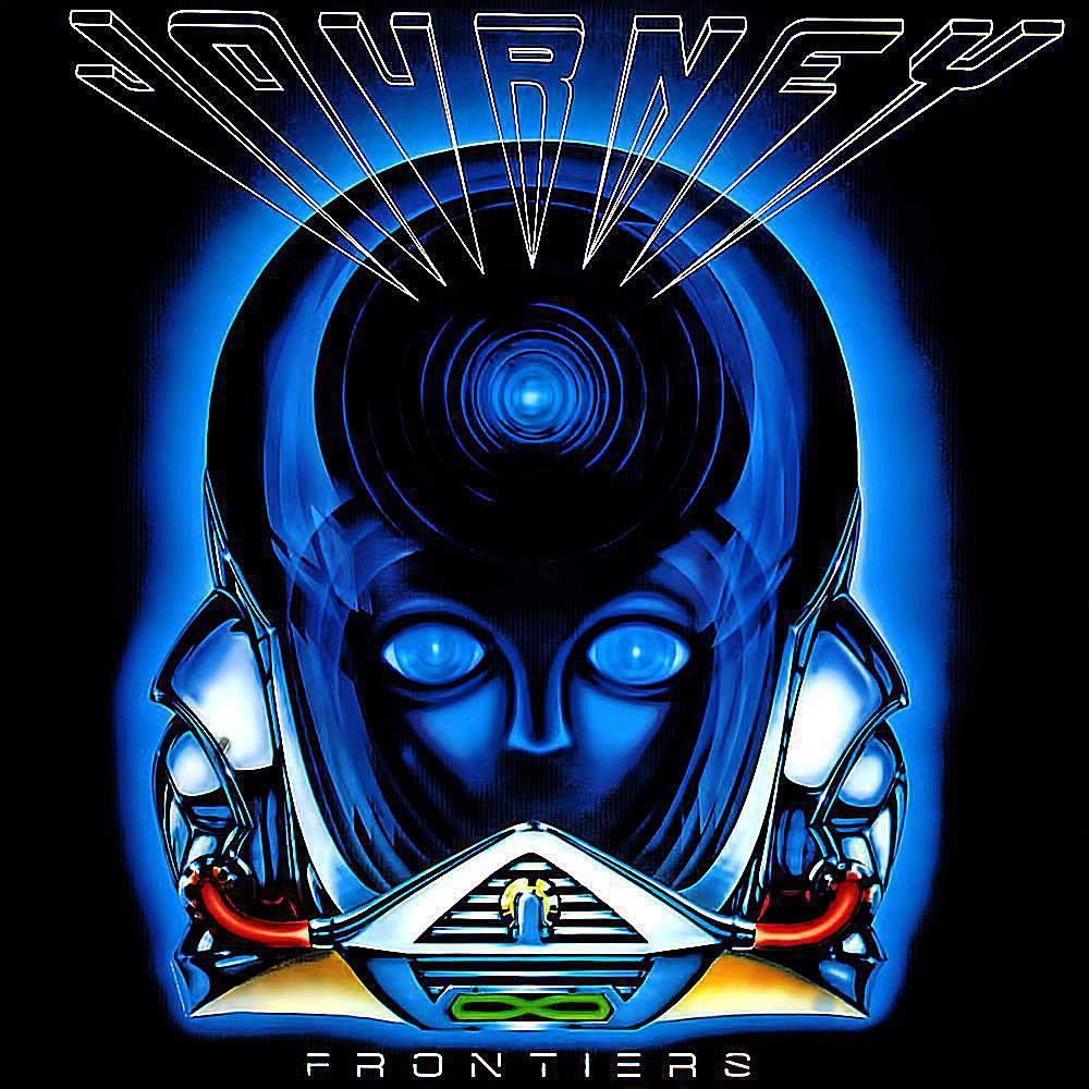 Journey's 1983 release, the solid 'Frontiers,' continued to deliver a string of '80s Journey classics.
