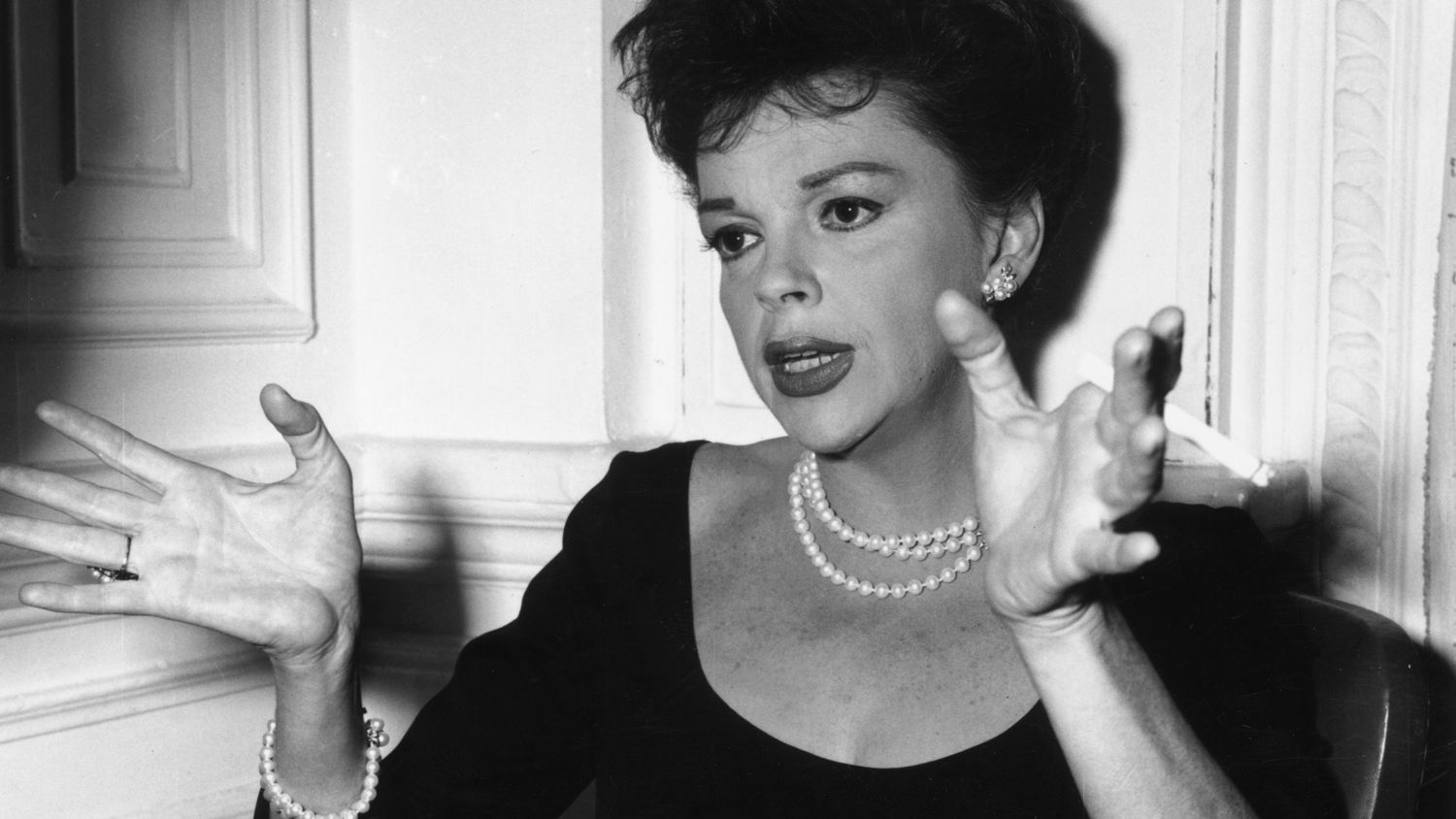Judy Garland Biography And Profile
