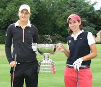 British Ladies Amateur Championship Winners
