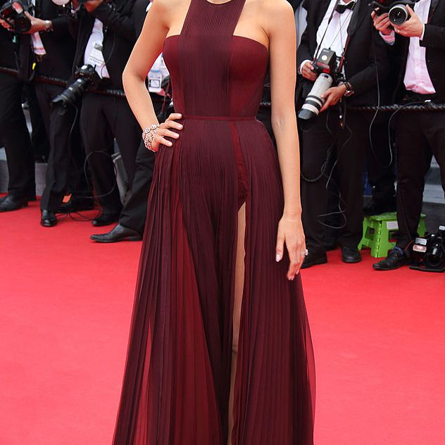 Blake Lively attends the opening ceremony and 'Grace of Monaco' premiere at the 67th Annual Cannes Film Festival on May 14, 2014