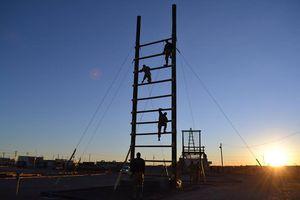 Fort Bliss Training Range