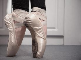 Pointe Those Toes