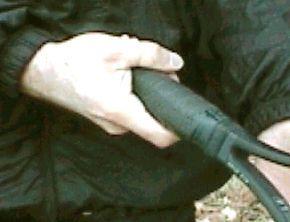 Semi-Western Forehand Grip