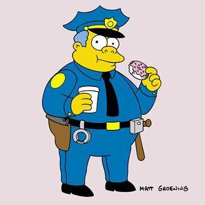 Chief Wiggum - The Simpsons