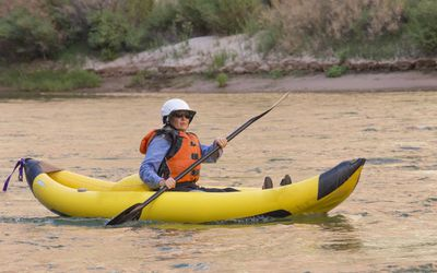 Fixing Plastic Kayaks and Canoes