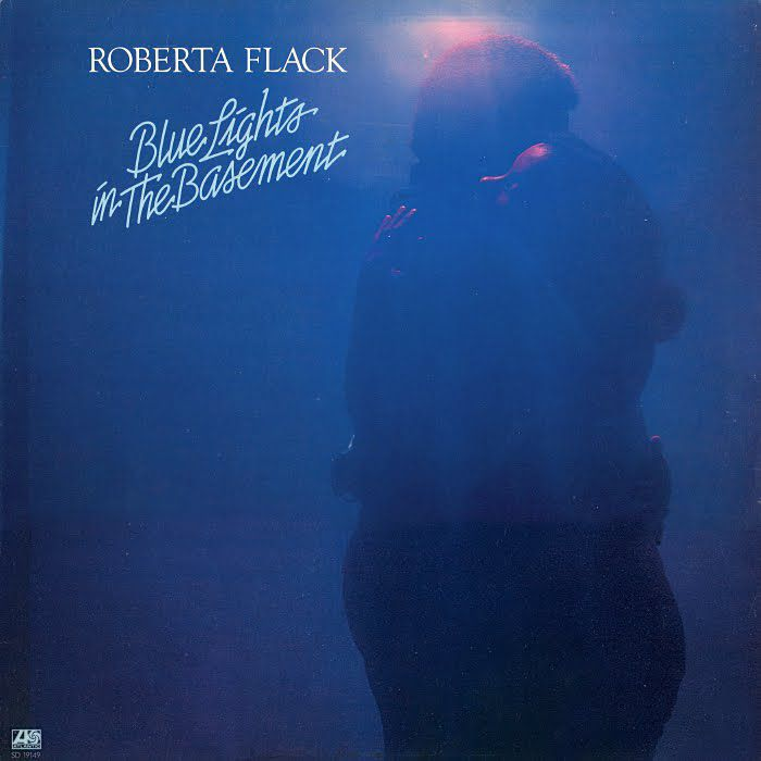 Roberta Flack Blue Lights In the Basement