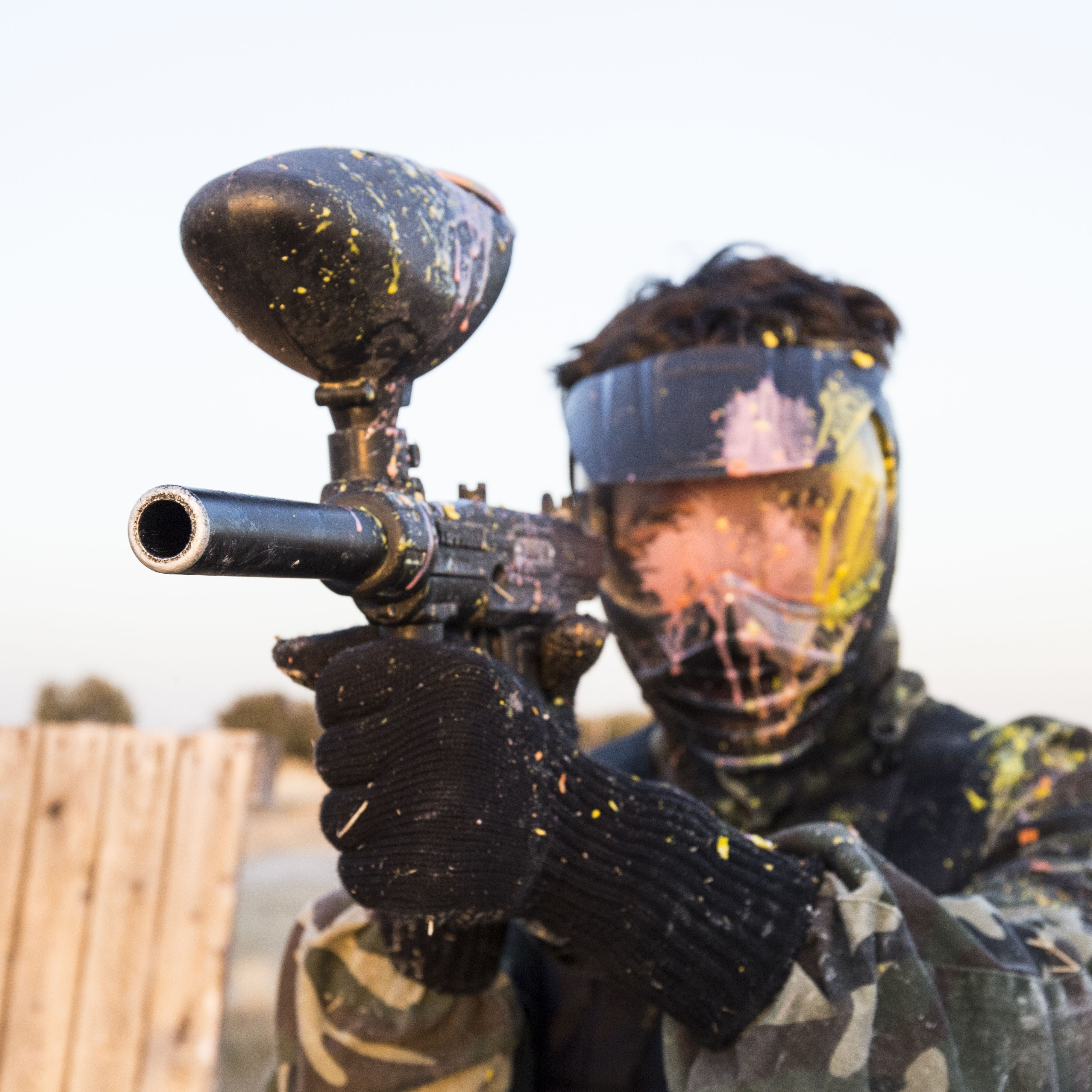 Where Can You Fill Compressed Air Tanks For Paintball
