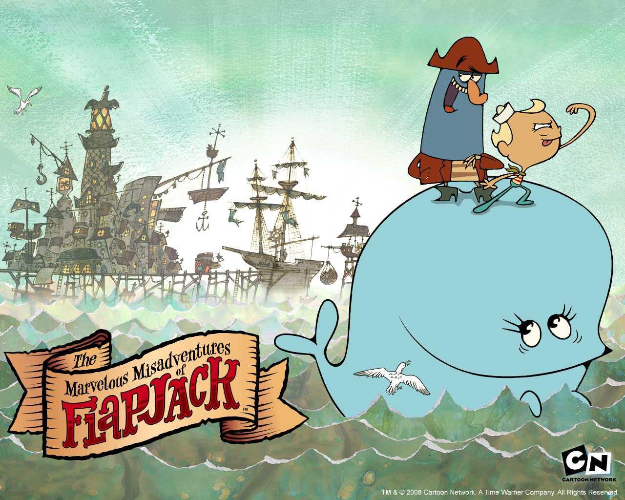 The Marvelous Misadventures of Flapjack