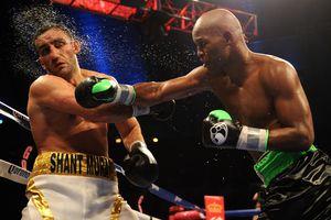 Bernard Hopkins Boxing
