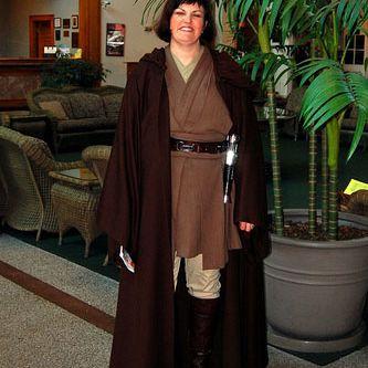 How To Make Diy Star Wars Jedi Robes