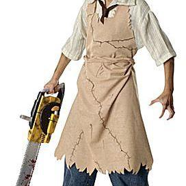 Leatherface Halloween costume