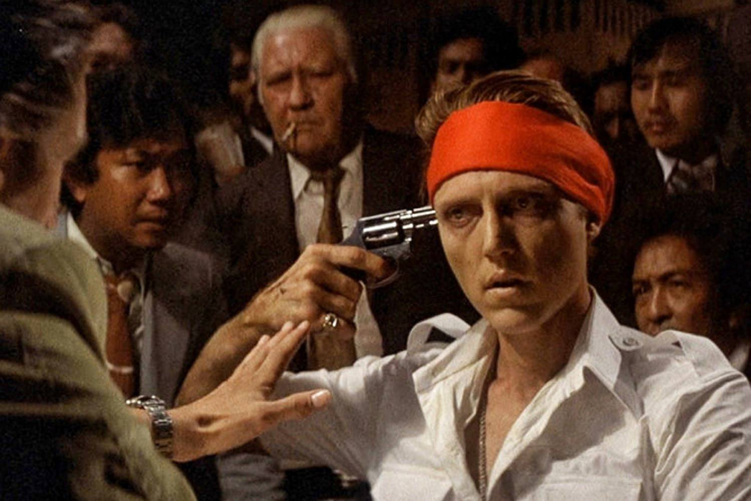 A scene from The Deer Hunter