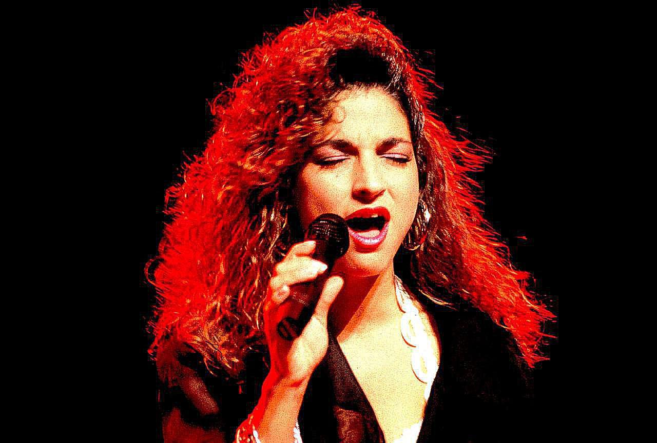 Gloria Estefan performs live