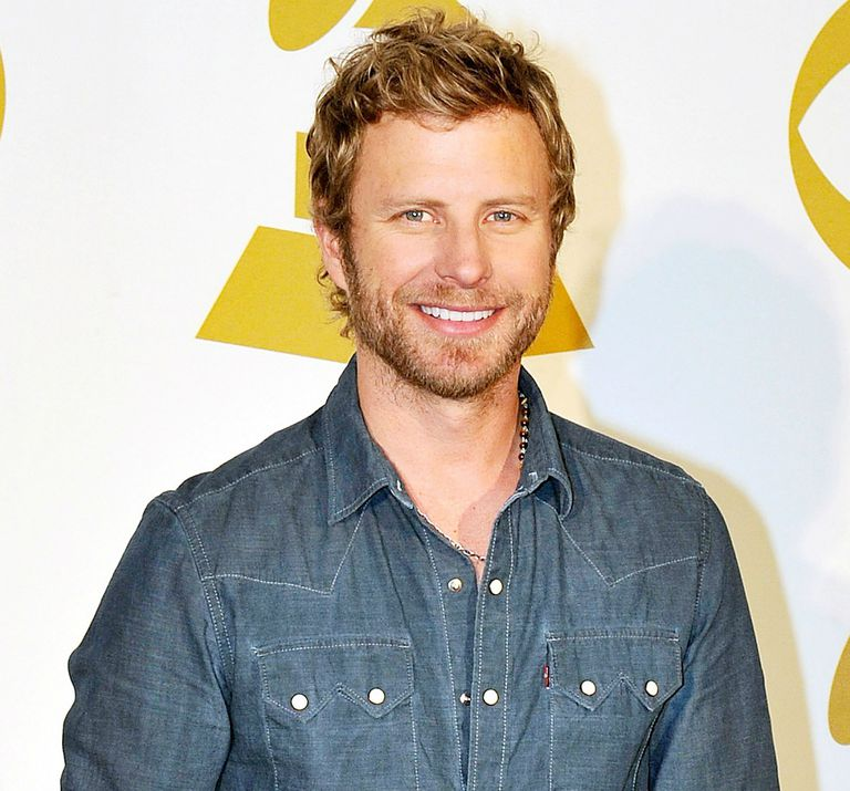 Country singer Dierks Bentley