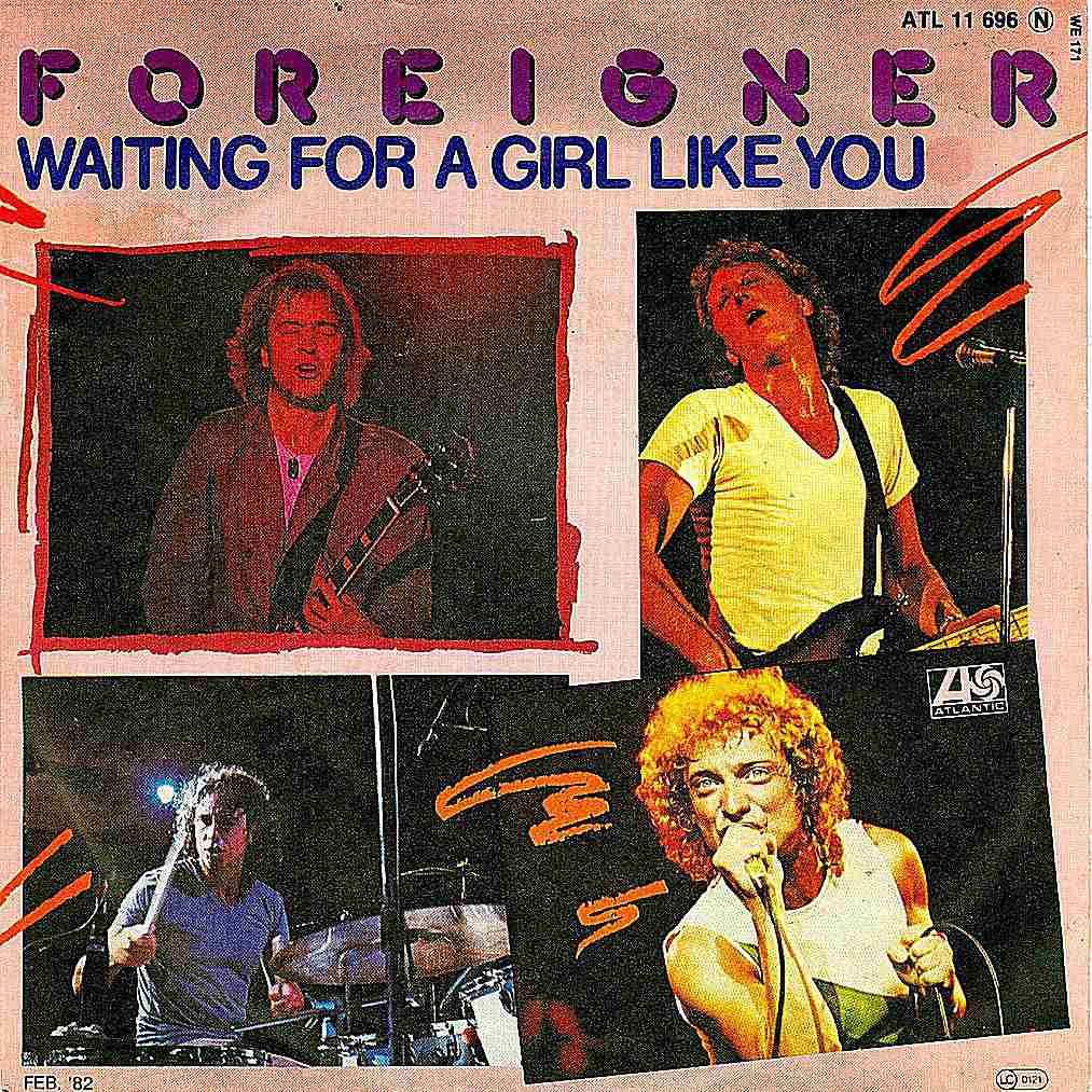 This track represents Foreigner's first foray into keyboard ballad territory, and it became a huge hit single in 1981.