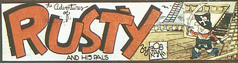 Adventures of Rusty and His Pals banner