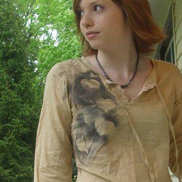 Spray Paint Clothing