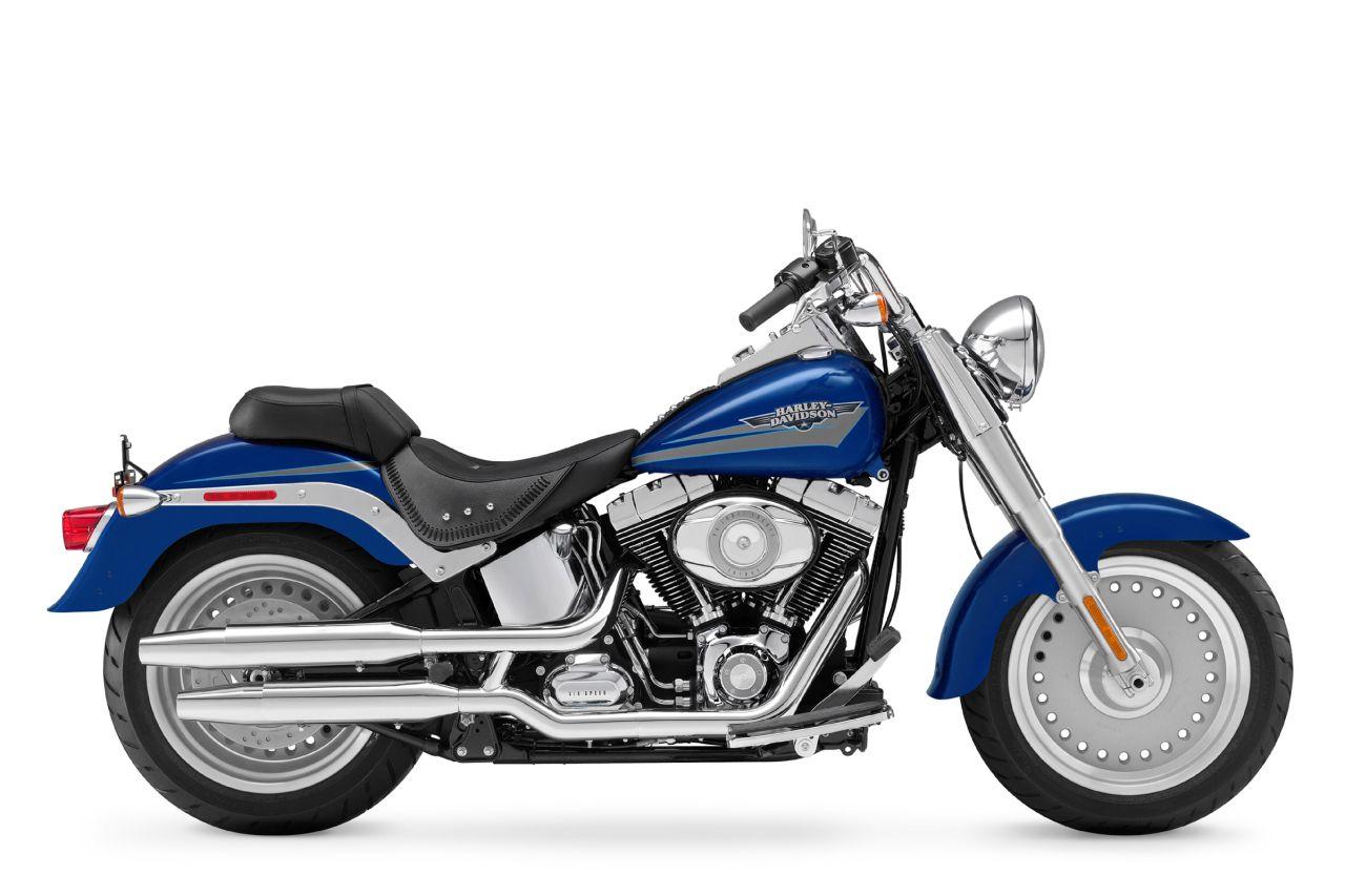 2009 Harley Davidson Softail Fat Boy