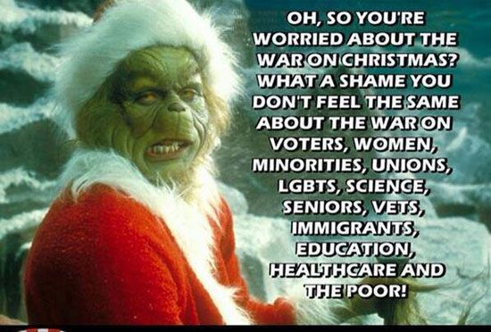Worried About the War on Christmas?
