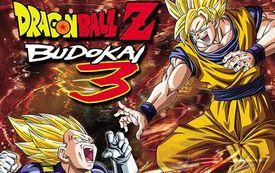 Dragon Ball Z: Budokai 3 for PlayStation 2 box art