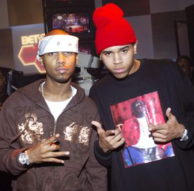 BET's '106 & Park' Taping for New Year's Eve Broadcast - December 16, 2005