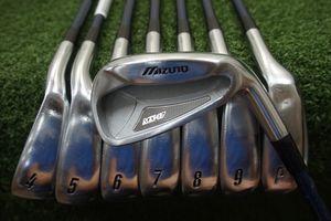 Full set of Mizuno MX-17 irons