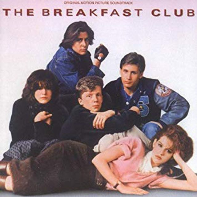 The Breakfast Club Soundtrack