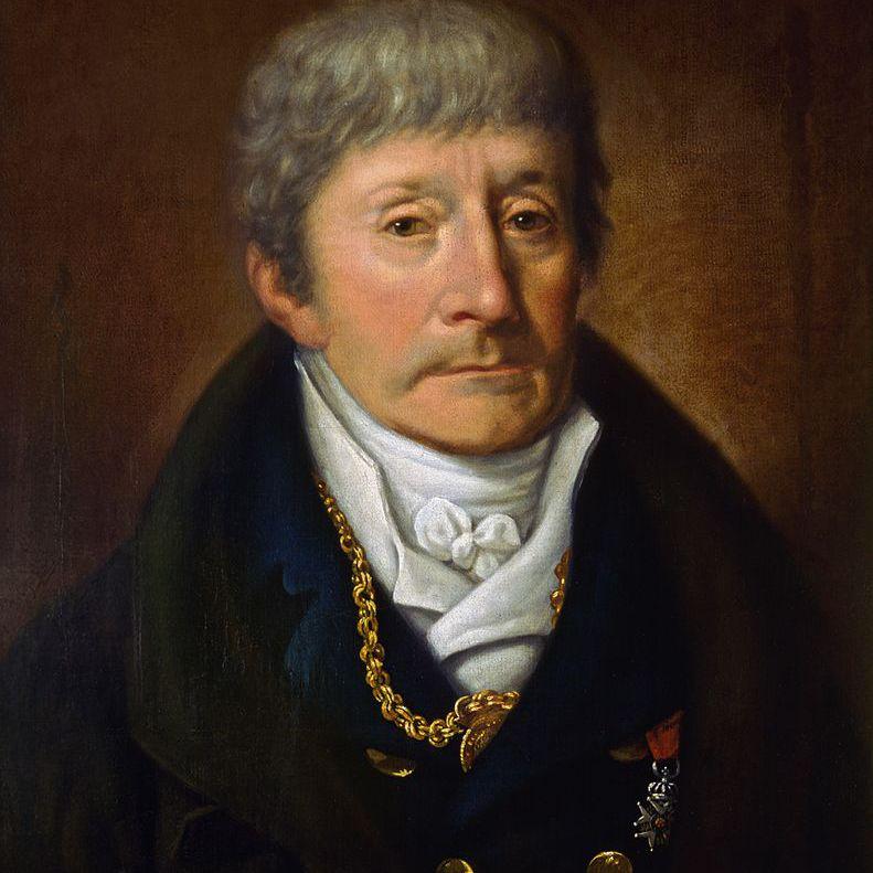 Portrait of Antonio Salieri